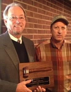 Bartlesville honors Thrash