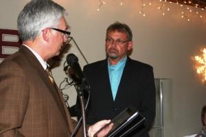 Shawnee Installation Dec. 2011