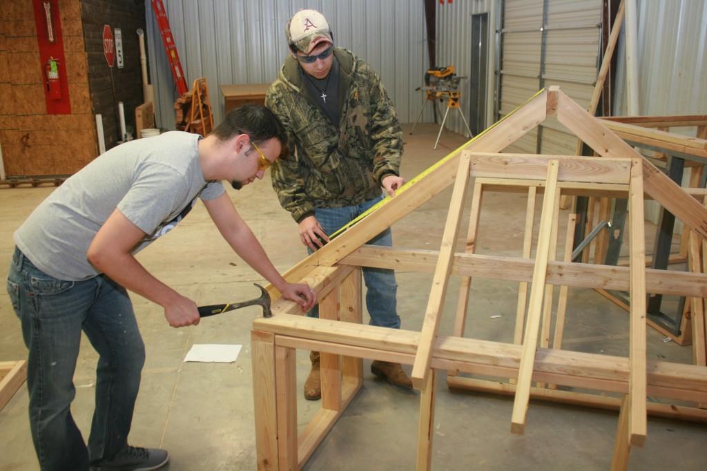 Construction Trades CV Tech