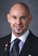Jeff Click President OSHBA