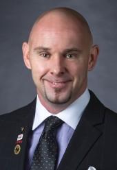 OSHBA 2013 President Jeff Click