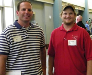 Ryan Pratt and Michael Barraw of Norman at Summit