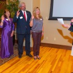 Gov. Fallin swears in Associates Council