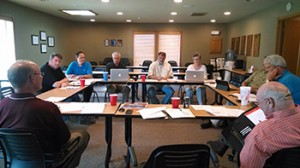 An OSHBA committee has been developing plans for the 2014 Building Summit over the past three months.