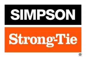 Sponsor SimpsonStrongTie-Logo