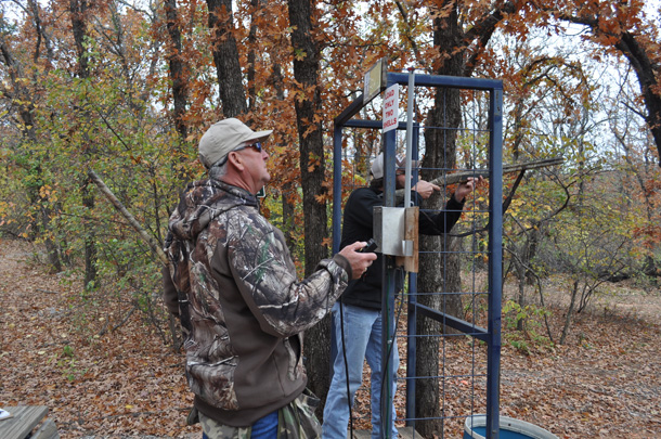 OSHBA's annual Sporting Clays event will be October 6.