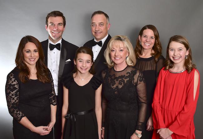 Mark Dale family