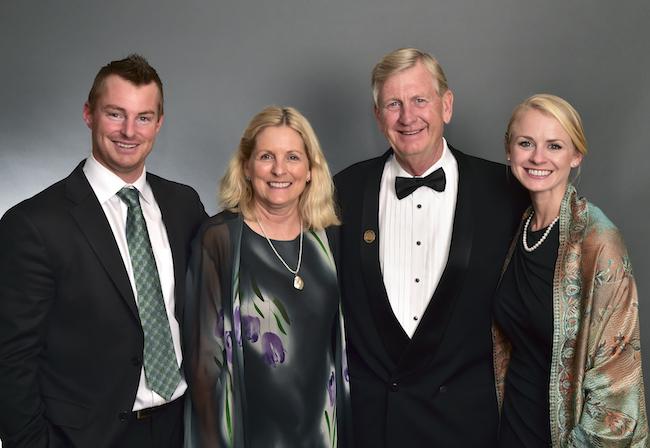 Joe Robson family