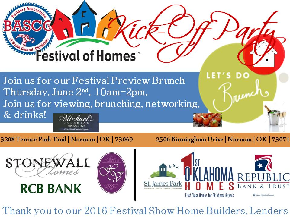 Festival of homes ad