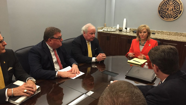 Annual Capitol Day with Governor Fallin