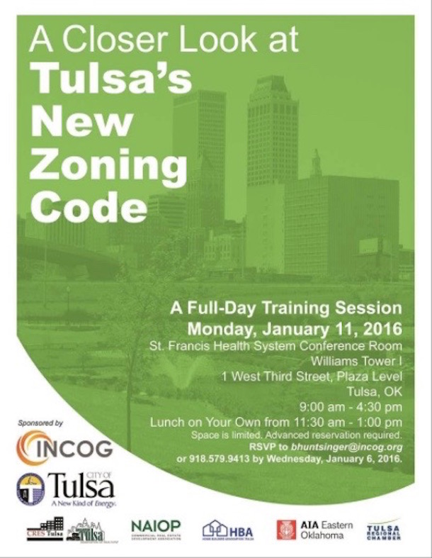 Tulsa Training